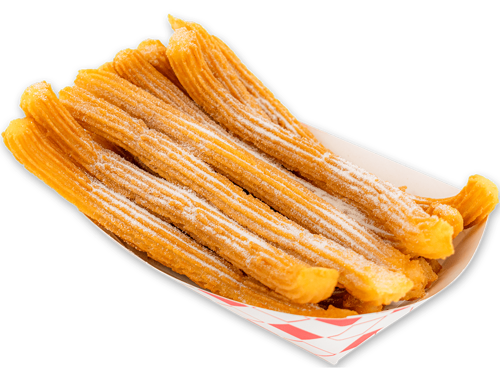 01 churro basket